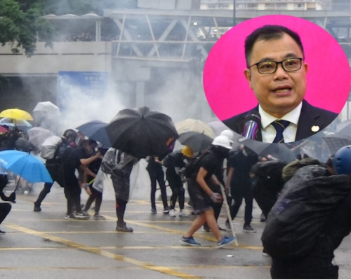 【逃犯條例】員佐級協會斥示威者使用「層出不窮」武力 籲記者勿妨礙警方工作