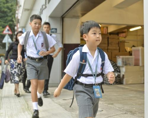下周一開學日 運輸署提醒學生先了解交通路線