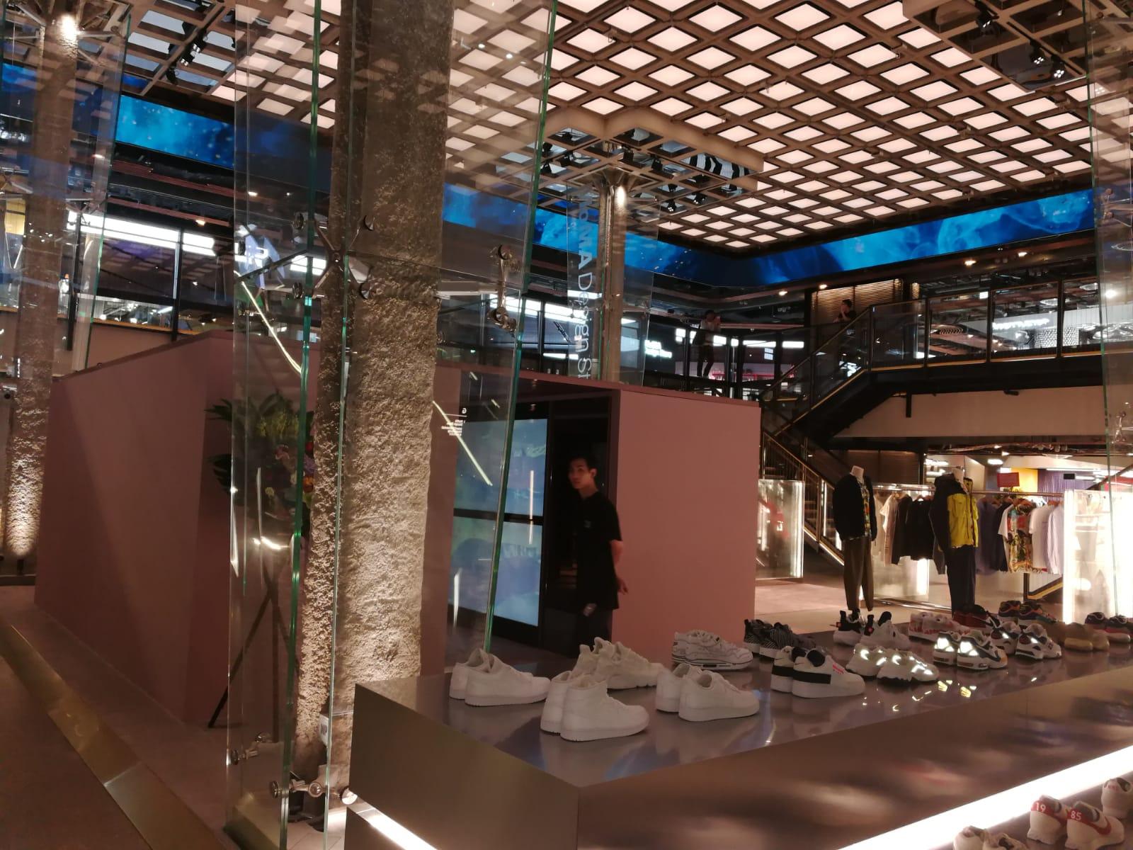 K11 MUSEA主攻文化零售新概念。
