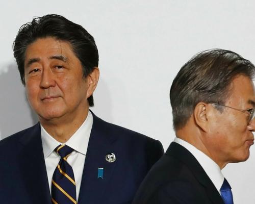 被踢出貿?#35722;?#24800;白名單 南韓外交?#31354;?#35211;日本大使抗議