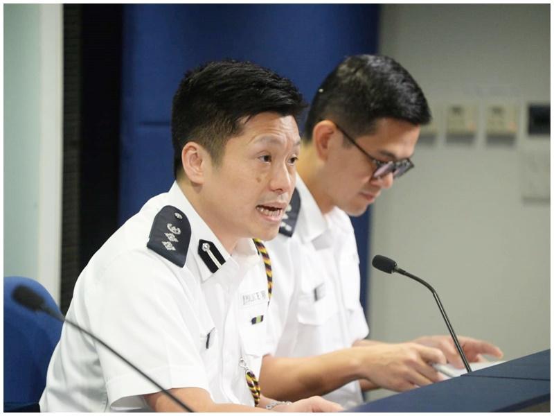 謝振中確認警隊獲邀出席國慶活動。