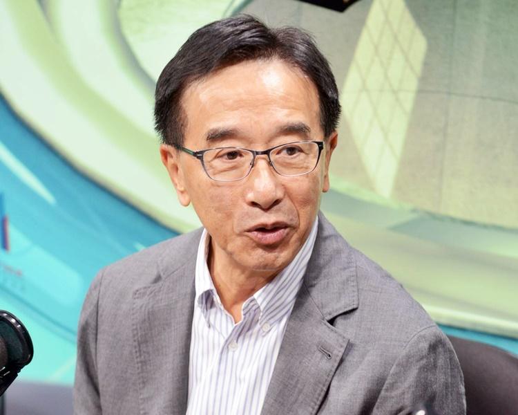 警方昨日拘捕多人,田北俊認為阻嚇作用不大。