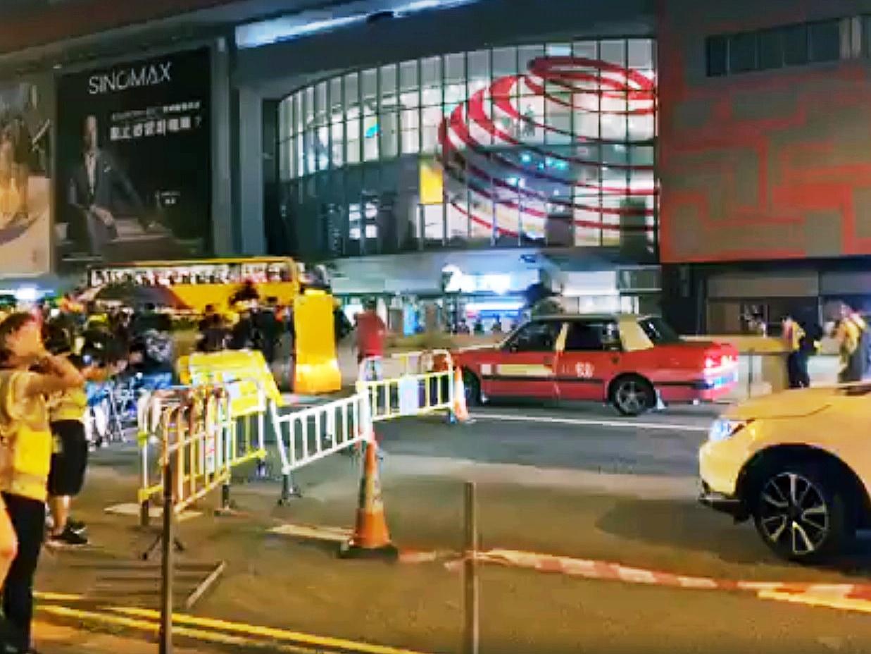 香港時聞影片截圖