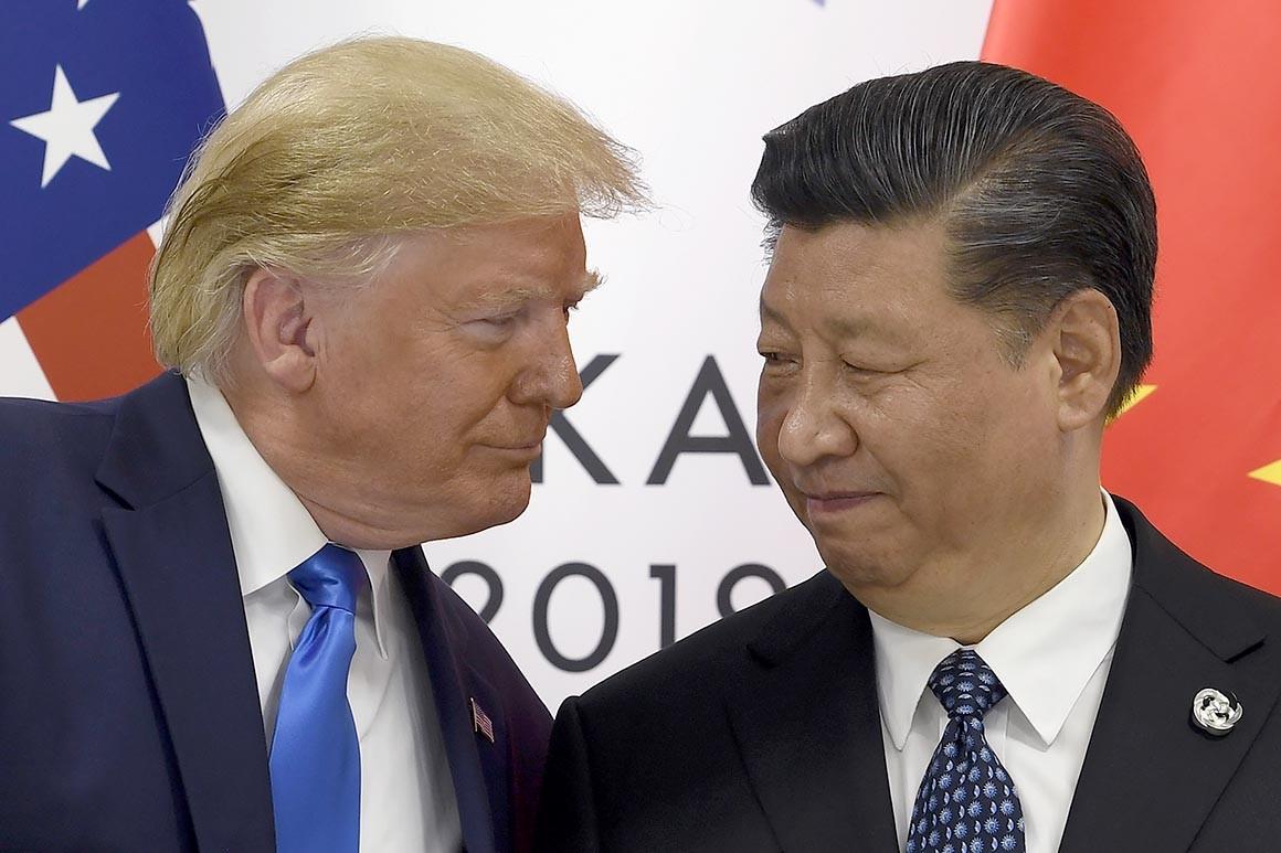 中美兩國的互信已經受損。AP
