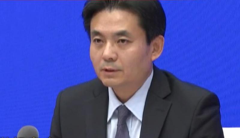 國務院港澳辦新聞發言人楊光。