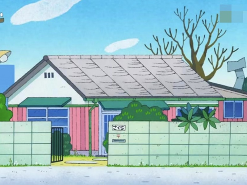 小丸子的家。