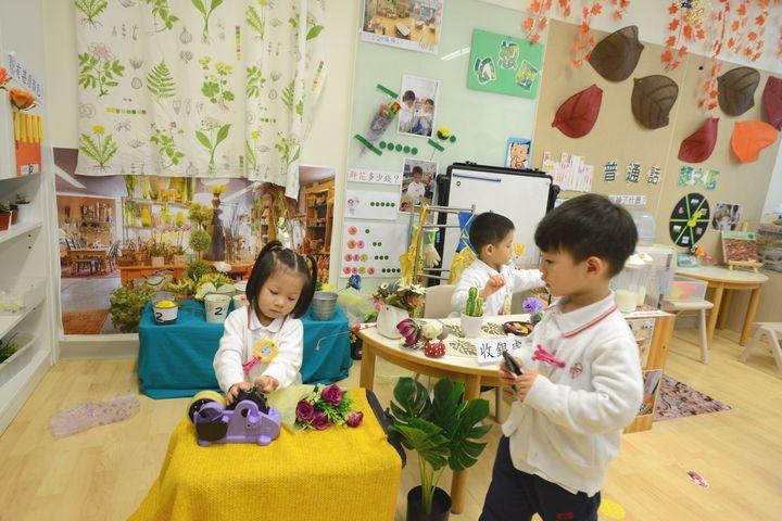 救恩學校(幼稚園部)9月7日舉辦兩場簡介會 即日起接受網上報名