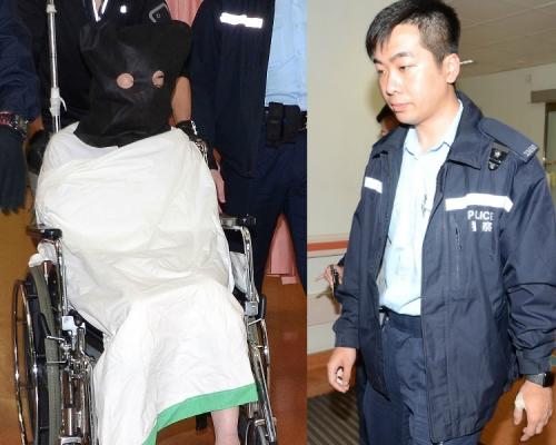 31歲男散工涉去年沙田公屋拒捕槍傷警員 陪審團裁定脫罪