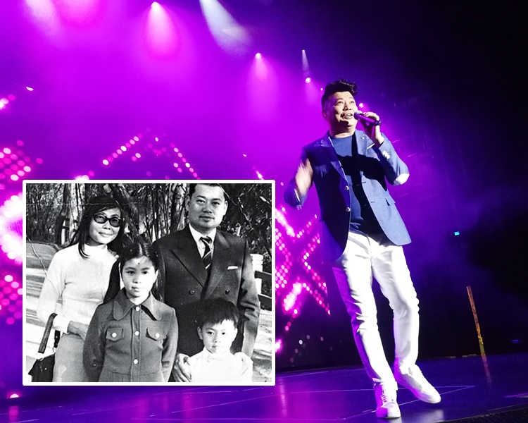 阮兆祥17歲就喪父,遺憾父親沒看到他的成就。(資料圖片)