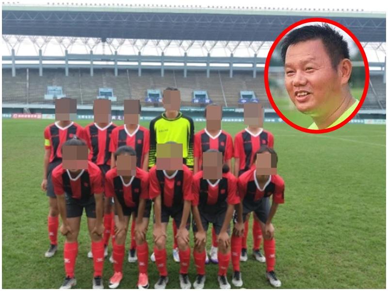 江蘇女足教練被舉報猥褻,以擔任正選誘球員脫光。網圖
