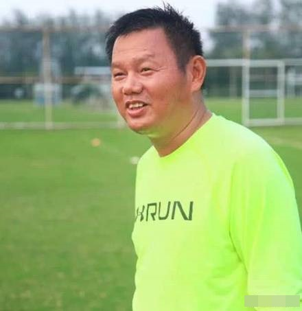 教練陳廣紅。網圖