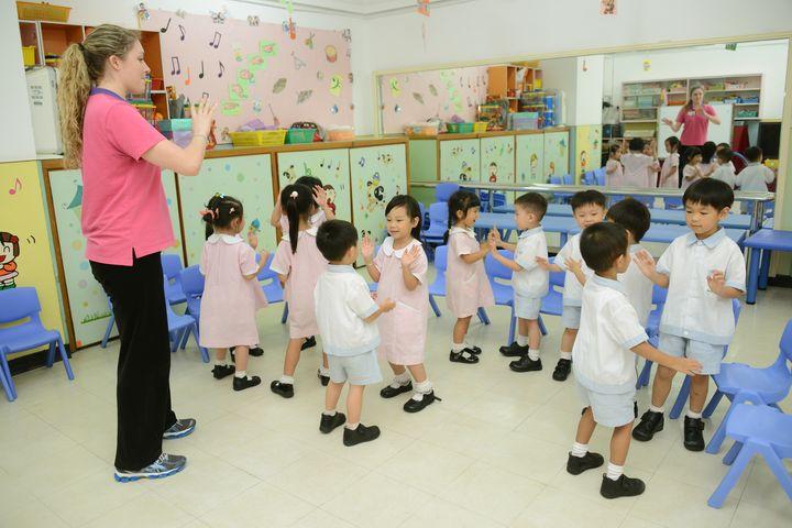 新一代英文幼稚園暨幼兒園 10月12日舉辦開放日