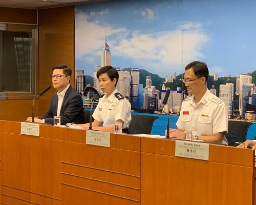 【831事件】太子站共拘53人7人送院 警強調無人死亡