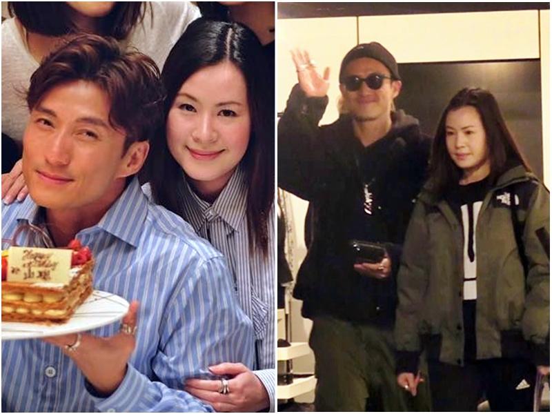 Apple陪同陳山聰走過人生低谷。
