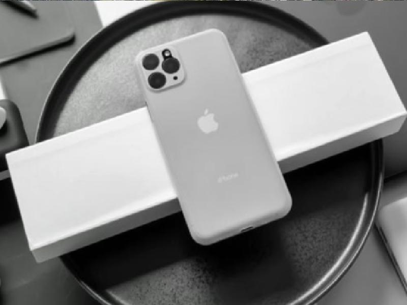 中美貿易摩擦懸而未解之際,蘋果公司即將發表的最新款iPhone產品仍是中國製造。 網圖