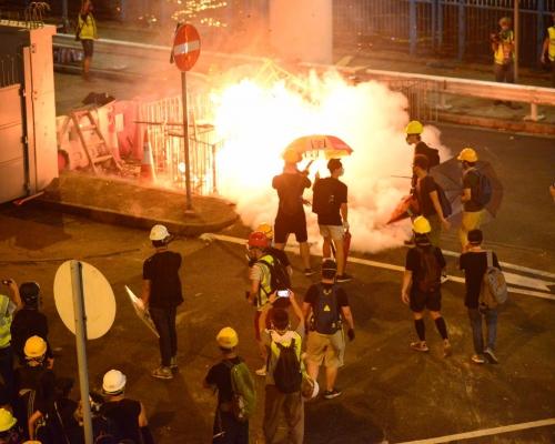 【修例風波】官媒聲言香港有暴徒策劃911恐襲 無差別屠殺內地人