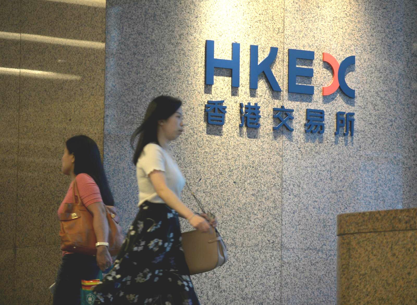 政府樂見香港交易所收購倫交所邁向國際化。