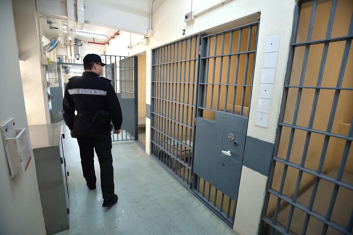 懲教署稱遭持續性網絡攻擊。資料圖片