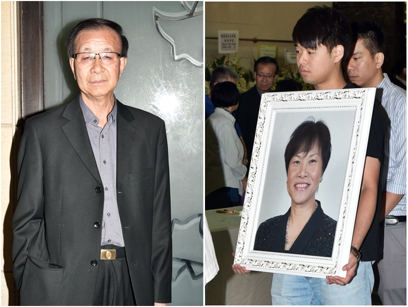 曾醒明(左)表示與Rosa共事30多年,多年來並肩作戰籌辦港姐。