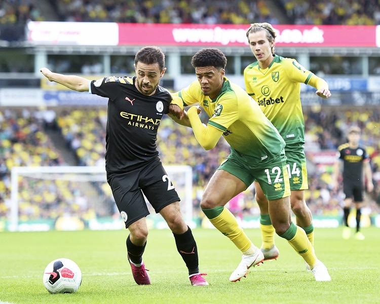 賽後,曼城5戰得10分排第二,落後利物浦5分。AP