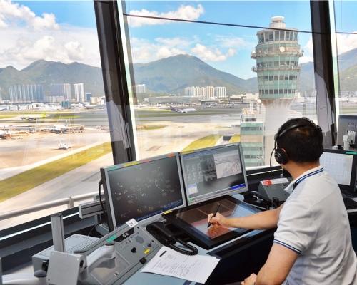 【修例風波】旅客減少 機場8月客運量跌12%