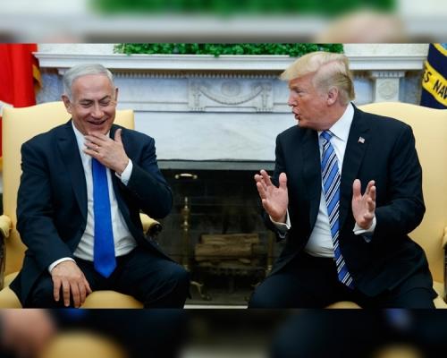 以色列大選前夕 特朗普拋防禦條約為內塔尼亞胡造勢