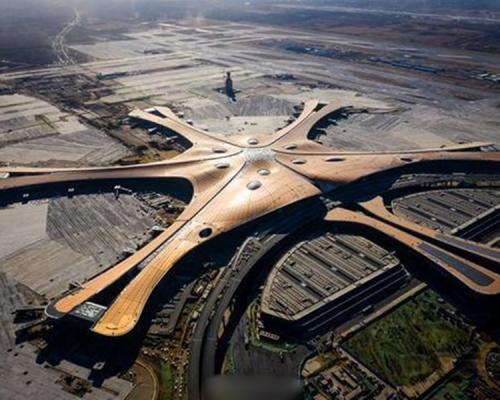 北京大興機場料本月底前正式投入營運安檢到登機「刷臉」即可