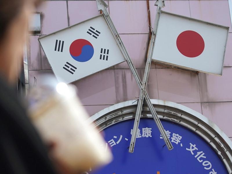 南韓政府表示,最快下周就會正式公布把日本移出南韓出口白名單的《戰略貨品進出口告示修訂案》。 AP