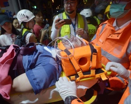 【修例風波】北角麥當勞外爆衝突 1人被3男揮拳致受傷