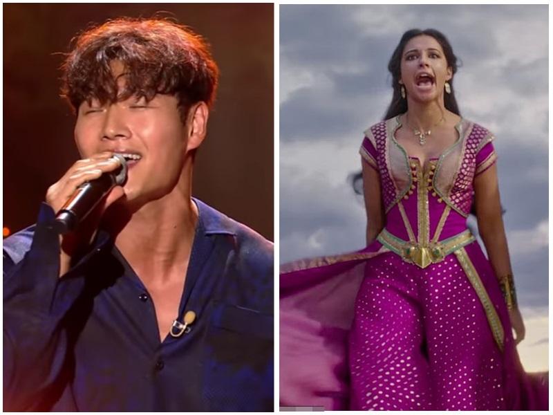 金鍾國飆高音翻唱《Speechless》,網民:忘記你是實力派歌手。