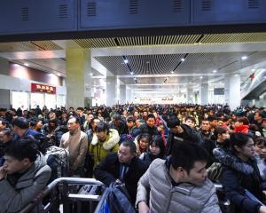 【中國數據】內地8月鐵路客運量增9.8% 創單月新高