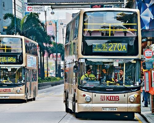 九巴及龍運電腦系統故障 早上巴士服務或延誤