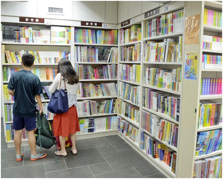 中小學平均購書費用均錄得按年上升,增幅高於同期通脹2.6%。