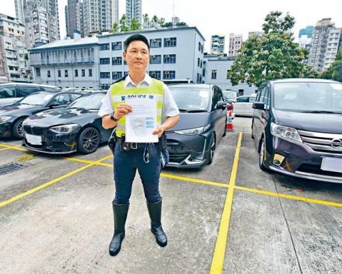 運輸署暫時吊銷24名Uber司機車輛牌照