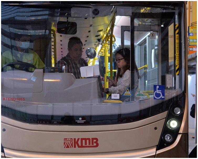 九巴加強沙田及大圍來往紅磡的巴士服務。 資料圖片