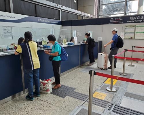 【港鐵出軌】直通車受影響7班次取消 乘客可30日內退票