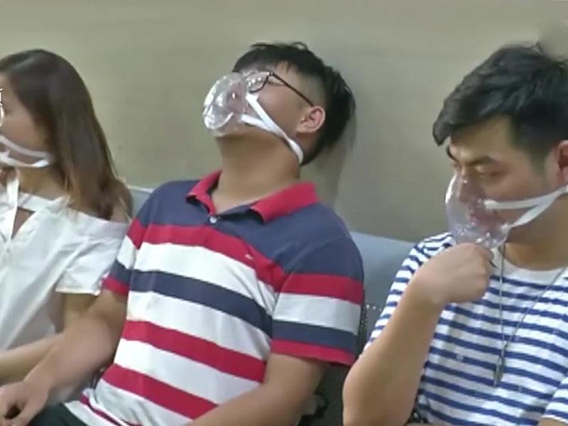 相繼出現頭暈、作嘔、耳鳴等症狀,全部一氧化碳中毒。(網圖)