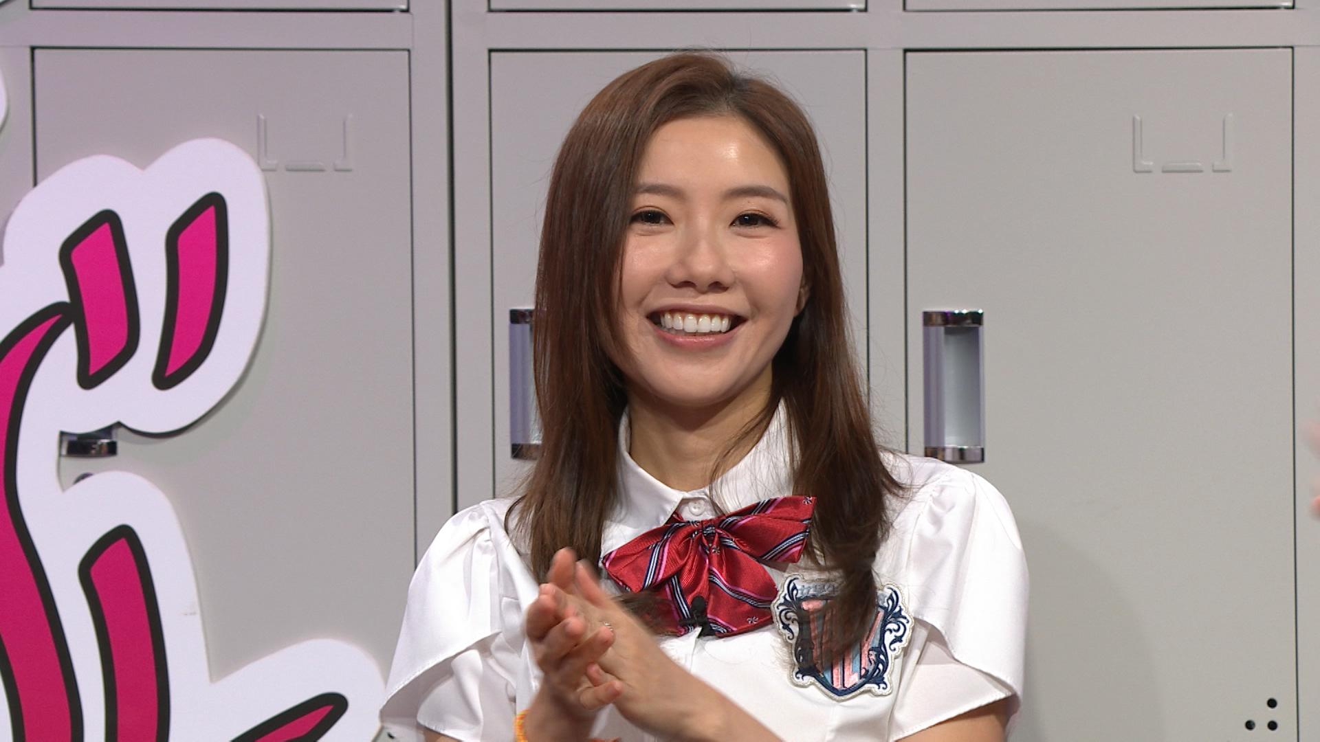 ViuTV節目《晚吹-女學生‧吹水班》請來準新娘港台DJ黃天頤擔任嘉賓。