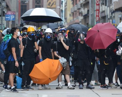 【修例風波】港示威者赴台灣 部分獲安排就學