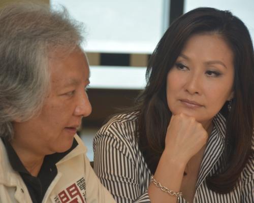 陳慧珊與鍾家鴻夫妻檔製作新節目《放學後》 自資超過7位數字