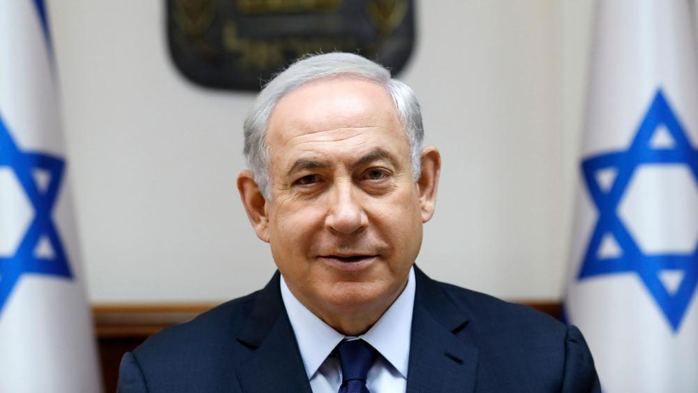 以色列總理內塔尼亞胡。AP