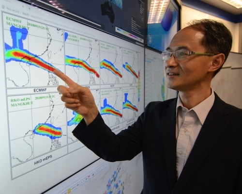 風暴潮襲岸威脅大 天文台重點預警