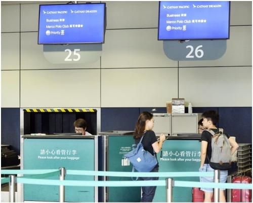 【修例風波?#32317;?#22283;泰再解僱多10人 港龍空姐刪批警貼文仍被炒
