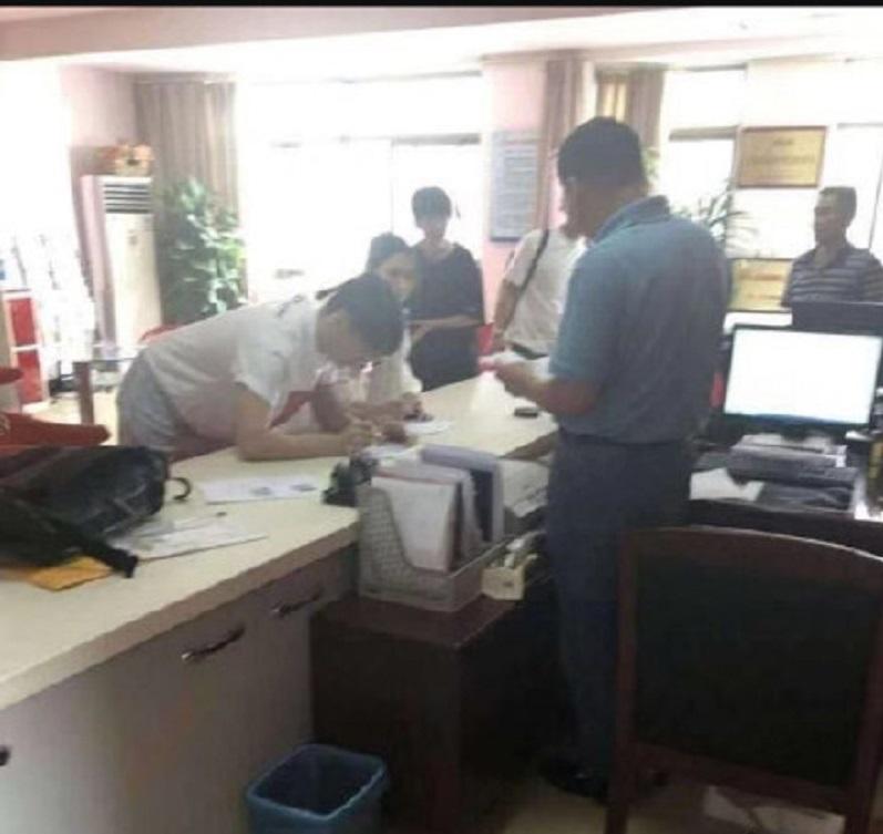 楊丞琳與李榮浩前日被大陸網友揭露在合肥領證結婚。網上圖片