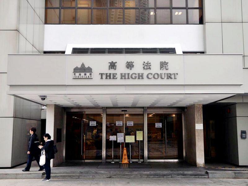 被告今於高等法院被判入獄3年2個月。 資料圖片