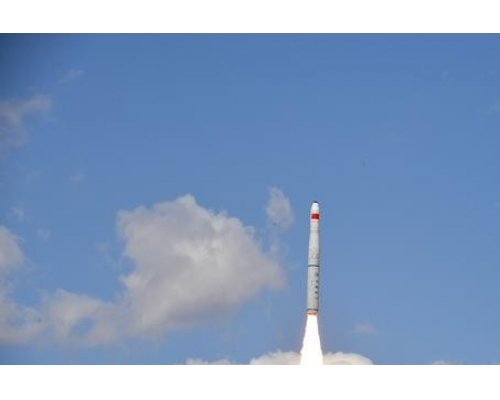 「珠海一號」新一批衛星升空 順利進入預定軌道