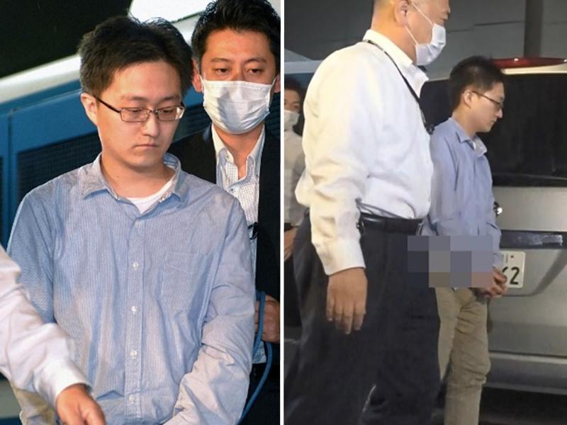 日本池袋一間酒店客房日前發現一具女性屍體案,警方已拘捕埼玉縣一名懷疑涉案的大學生。 網圖