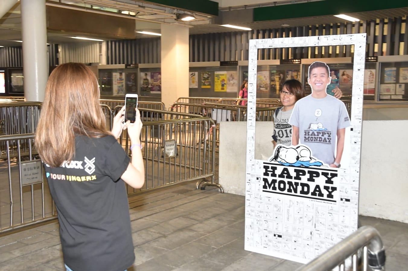 一連七場《林海峰是但噏HAPPY MONDAY 2019》在紅館舉行頭場演出