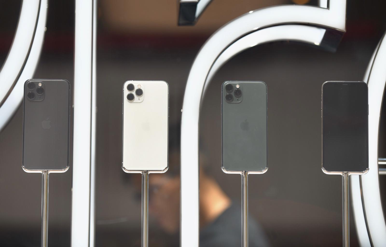 iPhone 11系列手機今日正式開賣。