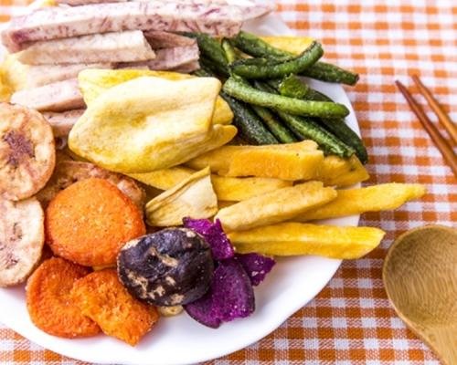 【健康Talk】蔬菜脆片健康啲? 消委會:致癌物比薯片高逾1倍